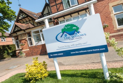willows_care_home_sign